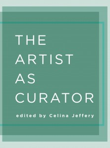 artist as curator(cover)